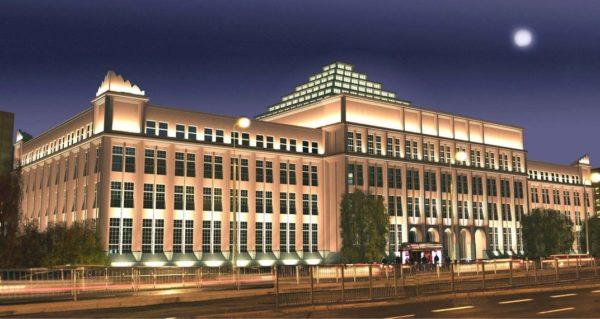 Варшавський економічний університет