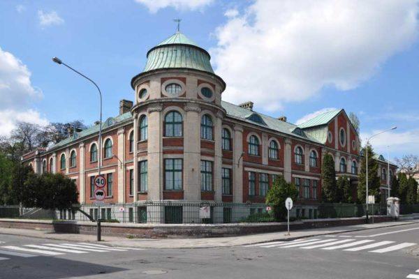 Вища школа мистецтв і проектування в Лодзі